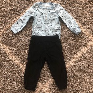 Carter's Matching Sets - Carters Outfit Bundle 18 months